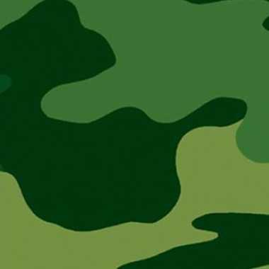 Armyprint tafelkleed