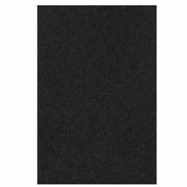 Papieren tafelkleden/tafellakens decoratie zwart 137 x 274 cm