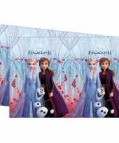 Disney feestje tafelkleden van frozen 2 120 x 180 cm