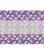 Kinderfeestje eenhoorn tafelkleden 137 x 213 cm
