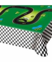 Race formule 1 kinderfeestje tafelkleed 180 cm