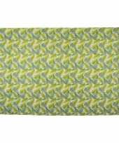 Tafelkleed varenbladeren 220 cm